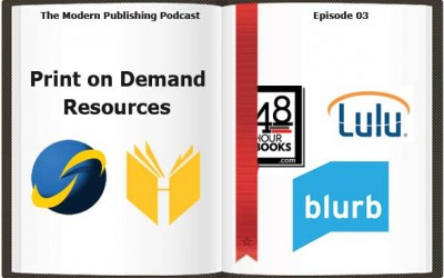 Episode 3 – The 5 Best Print on Demand Resources