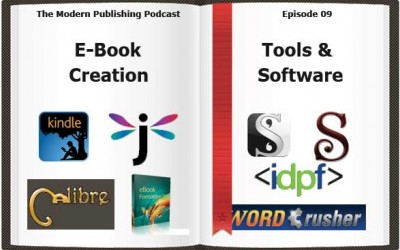 Episode 9: 6 Tools For Creating High-Quality E-Books