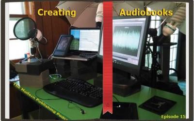 Episode 15: Creating Audiobooks